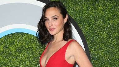 Gal Gadot's films brought her in at number three