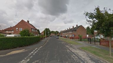 The man was found on Thanet Road in Hull.