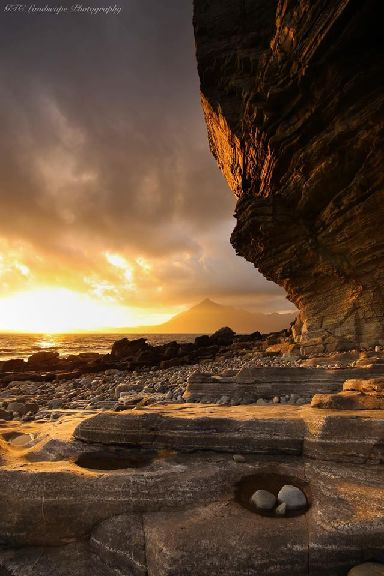 Elgol on the Isle of Skye.