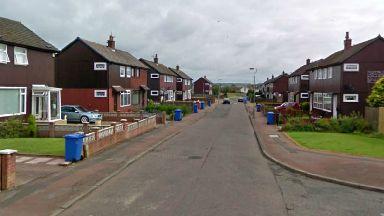Appeal: Man fled empty handed from home in Carluke.