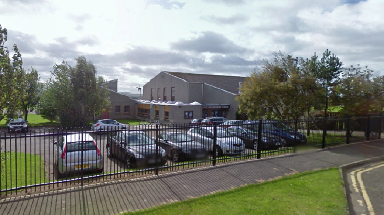 Gullane: Primary school robbed of equipment.