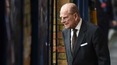 The Duke of Edinburgh has retired from public events but remains in view