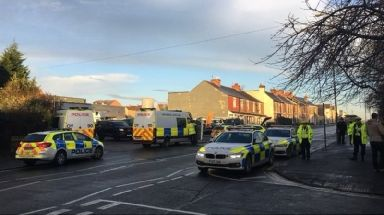 The two men were arrested in raids ahead of Christmas Day