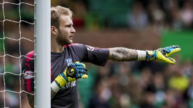 Scott Bain had been frozen out at Dundee.