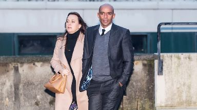 Trevor Sinclair pleaded guilty.