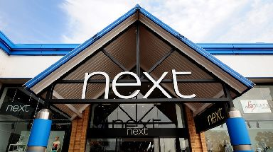 Next said  full price sales in the 54 days to 24 December increased 1.5%.