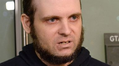 Joshua Boyle has reportedly been charged with 15 offences, including sexual assault.