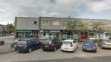 McColls: North Street branch was targeted.