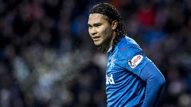 Exit: Carlos Pena has left Rangers on a loan deal.