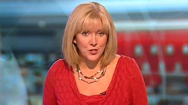 The presenter and reporter has been with the BBC for 30 years.