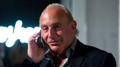 Sir Philip Green paid £363 million towards the pension deficit after public pressure.