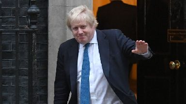 Boris Johnson remains Foreign Secretary.