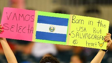 Many Salvadorans were born in the US.