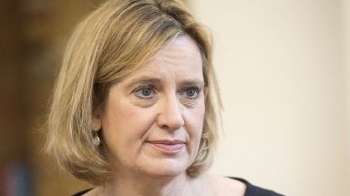 Home secretary Amber Rudd banned the group.