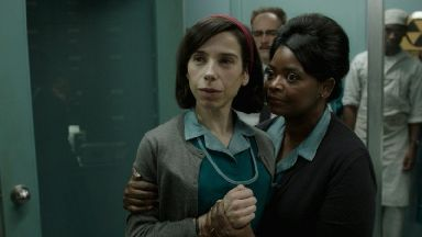 The Shape of Water leads the 2018 nominations.