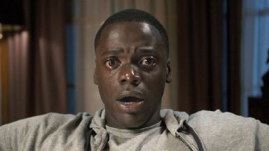 British star Daniel Kaluuya is nominated for the leading actor award for his role in Get Out.