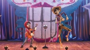 Coco follows the story of a young boy who is accidentally transported to the land of the living dead.