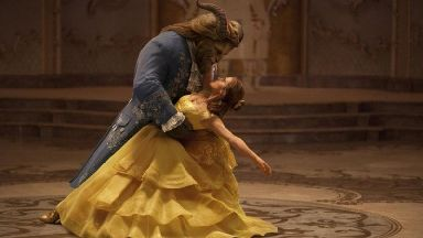 Beauty And The Beast received a nomination for costume design.