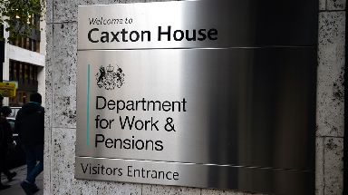 The DWP described the claims as 'disingenuous'.