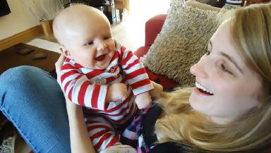 LoveOliver: Mother recognised for fundraising work to help children with cancer.