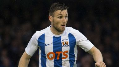 Stephen O'Donnell signed for Kilmarnock in summer 2017.