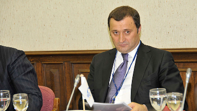 Vlad Filat: Ex-Moldovan FM was jailed for taking bribes in 2016.