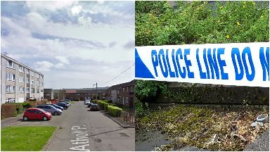 Atholl Place: The girl went outside before alleged rape.