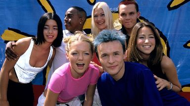 S Club 7 were created by Spice Girls manager Simon Fuller.