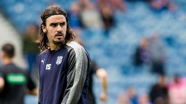 Jon Aurtenetxe has become a regular for Neil McCann in recent weeks.