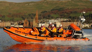 RNLI: Theft will impact public safety (file pic).