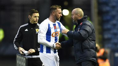 Gongs: Kris Boyd and Steve Clarke had a blistering December.