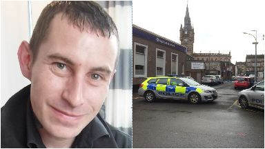 Paul Mathieson: Father-of-one was killed after buying a takeaway.