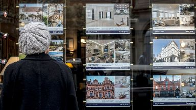 Recovery: The report could be good news for Aberdeen;s housing market.