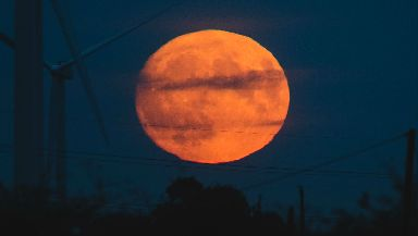 The supermoon will appear bigger and brighter.