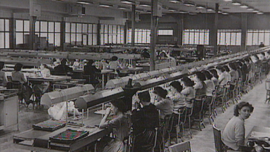 Workers: Timex first set up shop in the city in 1946.