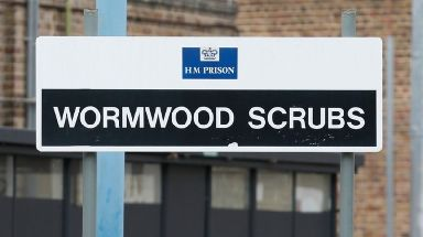 Wormwood Scrubs inmate Khader Saleh, 25, was stabbed to death.