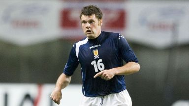 Graeme Murty played for Walter Smith twice in 2006.