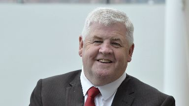 Hugh Gaffney: Will attend diversity training (file pic).
