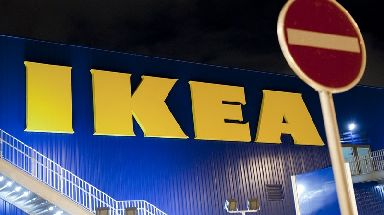 Ikea say they are reviewing security measures to prevent the challenge being carried out again.