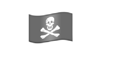 Pirate: New flag emoji.