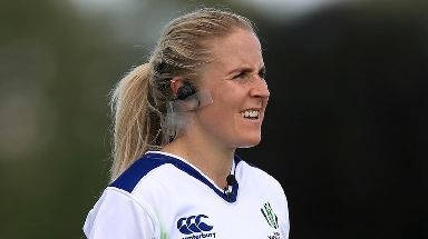 Neville was named World Rugby Referee of the Year in November.