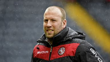Brora boss Tokely took his players to Ayrshire.