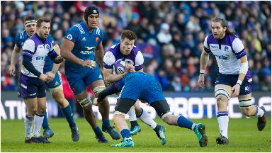 Match: Scotland beat France 32-26.