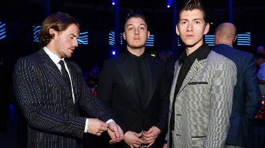 Many on social media questioned why Arctic Monkeys were not headlining.