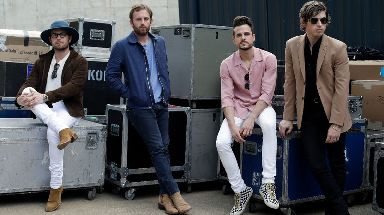 Kings of Leon last headlined at the festivals in 2009.