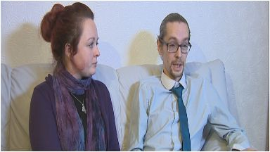 NHS: Kimberly and Gary Stewart believe more could have been done to save their daughter.