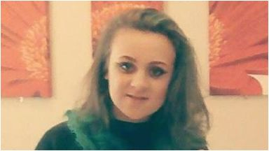 Jordann Webb: Found safe in Glasgow after appeal (file pic).