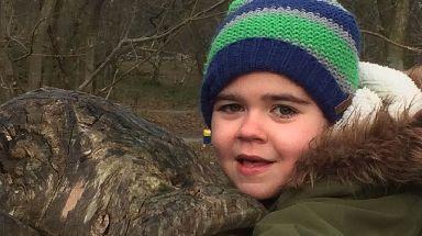 Alfie Dingley: Suffers ten seizures a day.