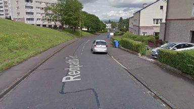 Drugs: Raid in Redpath Drive, Cardonald.