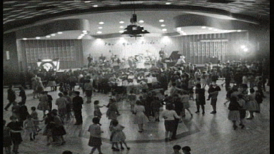 1960s: 'Dancing was a great part of Glasgow at the time.'